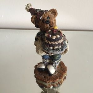 BOYDS BEARS & FRIENDS Birthday Bear